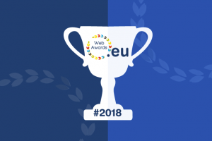 2018 .Eu Web Awards